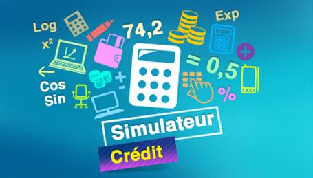 simulateur crédit immobilier crédit foncier
