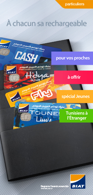 Carte Bancaire Biat.Cartes Prepayees Rechargeables Offre Particuliers Biat