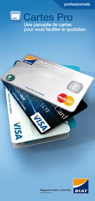 Carte Bancaire Biat.Carte Visa Ou Mastercard Classique Offre Professionnels Biat