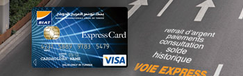 Carte VISA Express