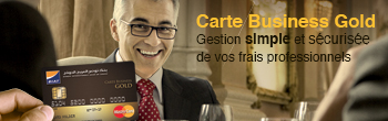 Carte Business Gold
